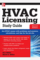 HVAC Licensing Study Guide, Second Edition Kindle Edition