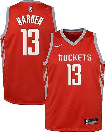 Women/'s Swingman Jersey Harden 13 NBA Size Large Nike Houston Rockets