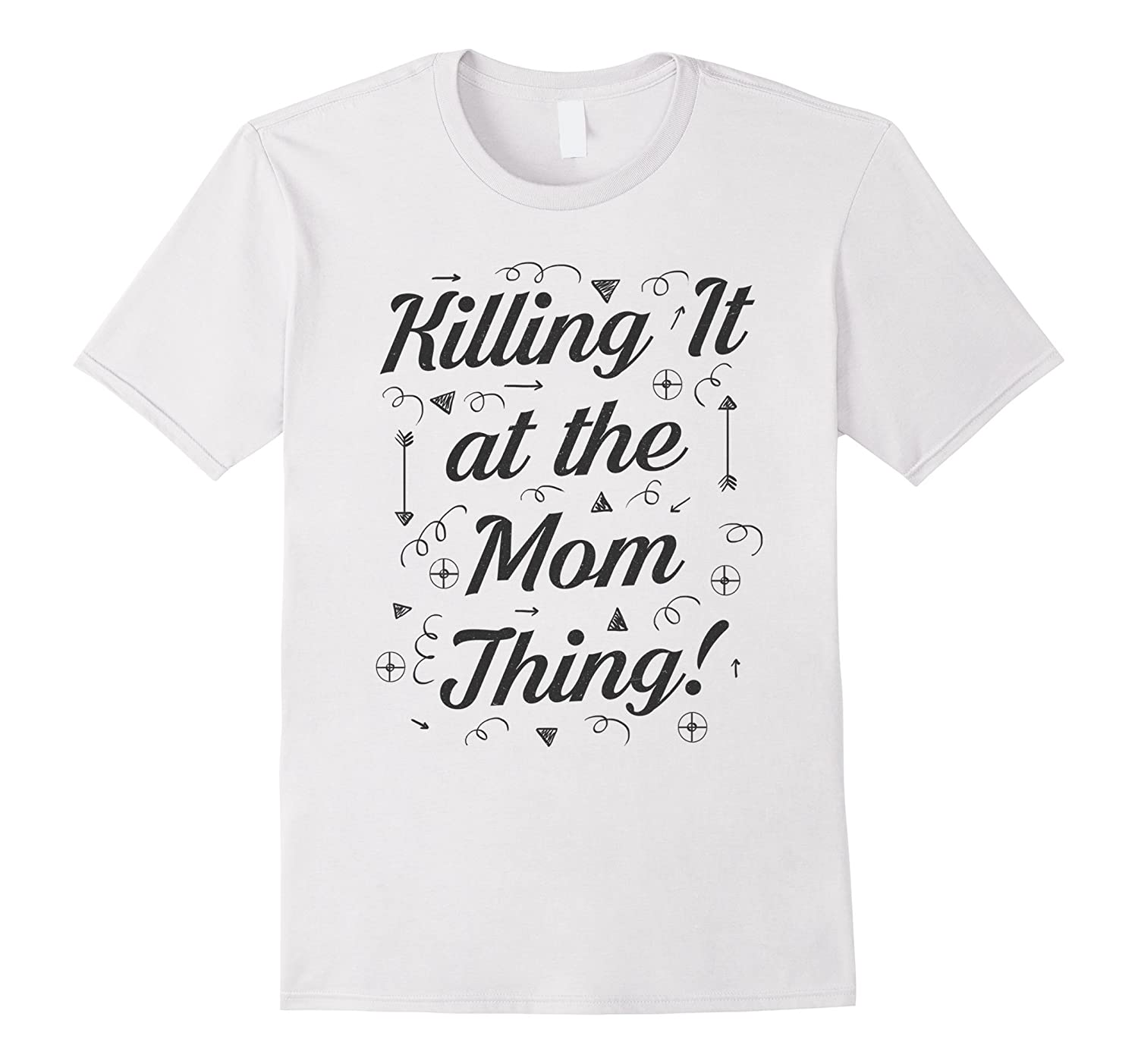 Great Mothers Day Gift for Wife from Husband Funny T-Shirt-TH