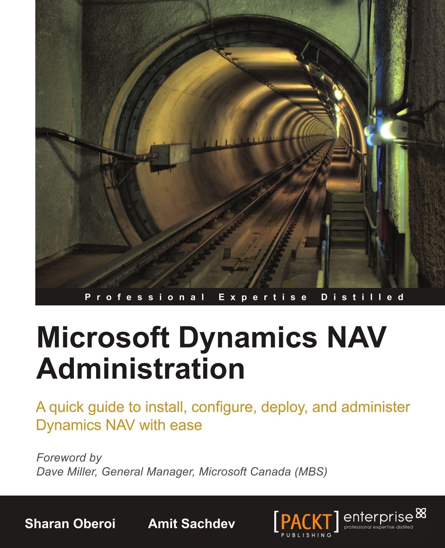 Download Microsoft Dynamics NAV Administration pdf