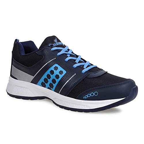 99680eae684 Champs Men s Running Shoes - Omega Navy Blue Sky 9  Buy Online at ...