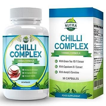 pastillas para bajar de peso naturales en chile vieronos