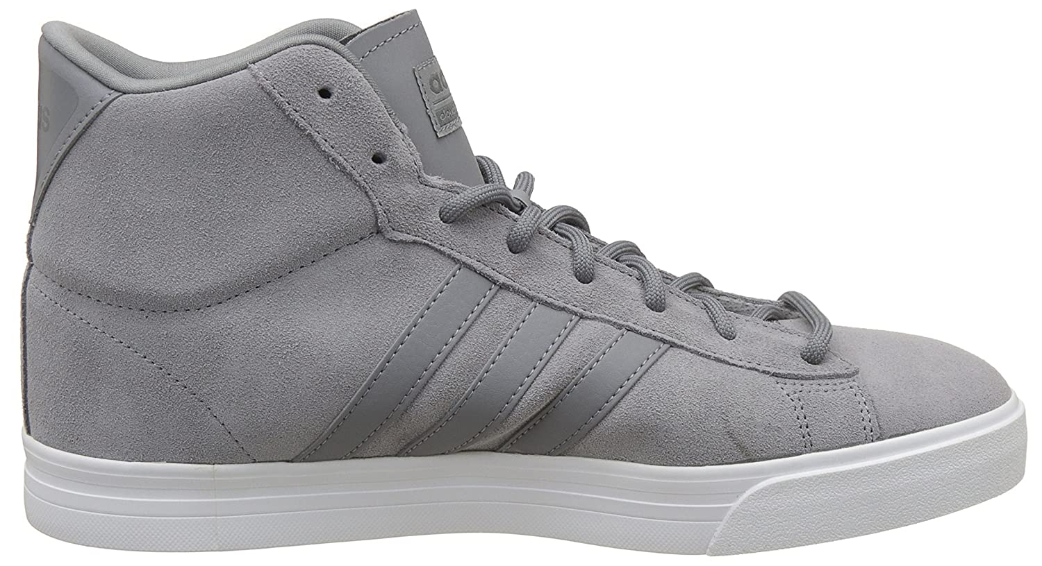 new style 07055 ff4ae adidas neo Mens Cf Super Daily Mid GrethrGrethrGrefou Sneakers - 7  UKIndia (40.67 EU) Buy Online at Low Prices in India - Amazon.in