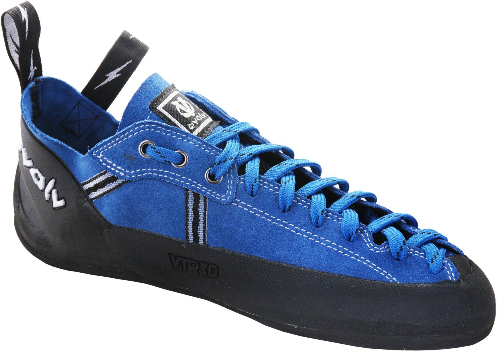 Evolv Men's Royale Climbing Shoe,Royal Blue,9 M US