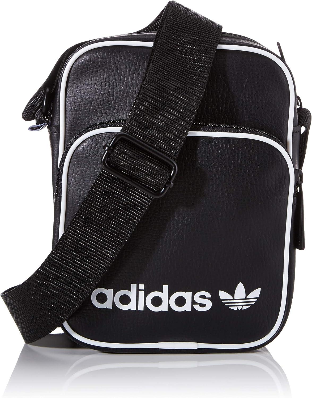 adidas Mini Bag Vint Bolsa Lona de Deporte, Unisex Adulto