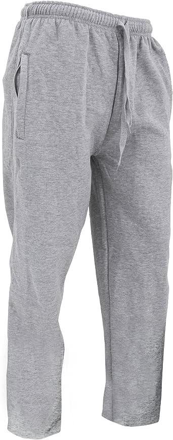 Floso - Pantalones básicos de Chandal/Pantalones de