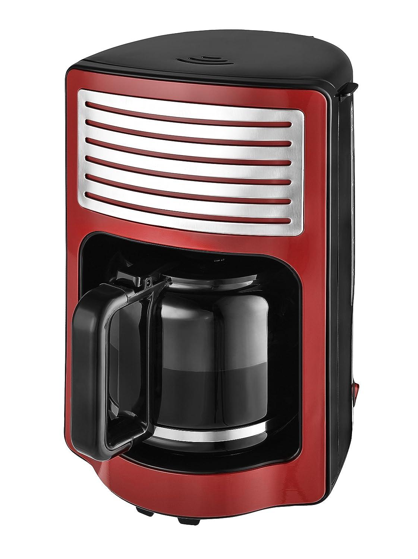 Team Kalorik Cafetera de filtro con capacidad de 1,8 L, Jarra de ...