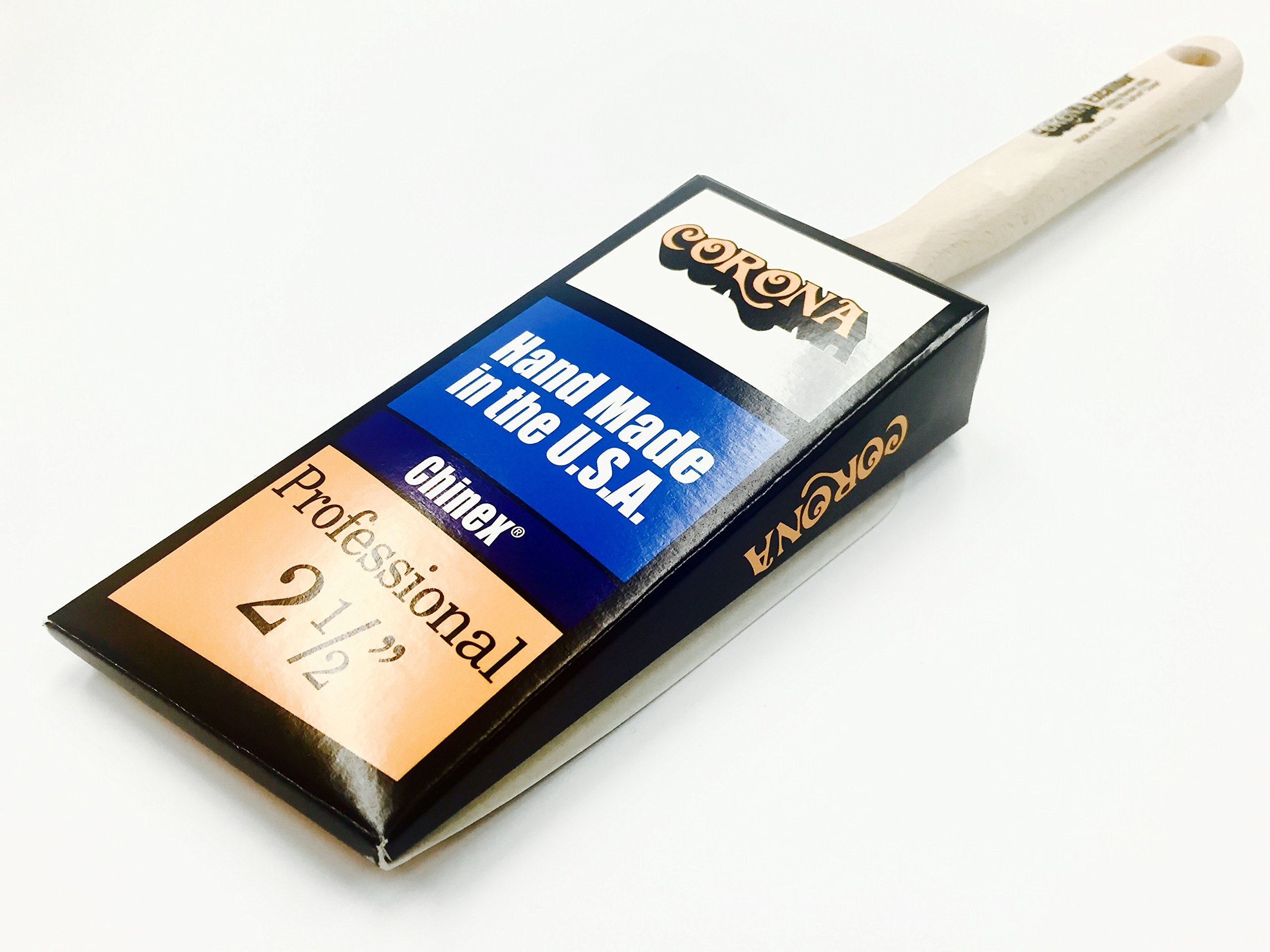 Corona 2.5'' Excalibur Chinex Paint Brush by Corona (Image #3)