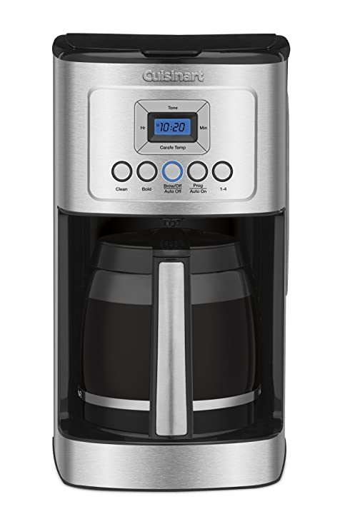 Amazon.com: Cuisinart DCC-3200AMZ - Cafetera (acero ...