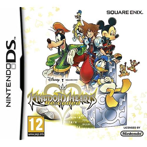 Kingdom Hearts: Recoded (Nintendo DS)
