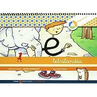 Letrilandia. Lectoescritura cuaderno 1 de escritura (Pauta Montessori) (A tu medida (entorno lógica matemática)) - 9788426371393