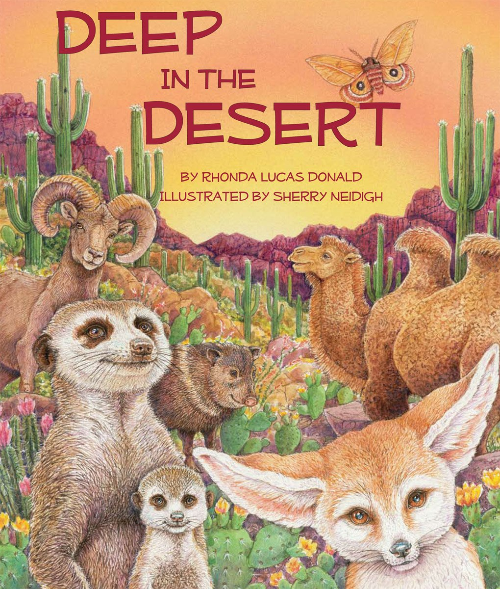 Deep in the Desert (Arbordale Collection) PDF