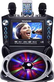 Karaoke GF842 DVD/CDG/MP3G Karaoke System with 7