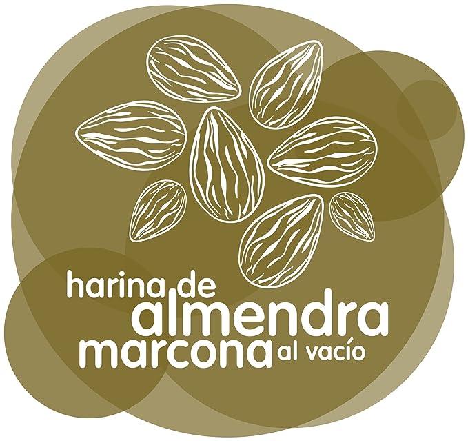 Energy Feelings Almendra Marcona Ecológica en Harina Al Vacío, XXL - 1000 gr: Amazon.es: Salud y cuidado personal