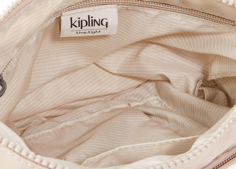 Kipling dam Arto S Crossbody, 3 x 25 x 21 cm Dynamisk elfenben