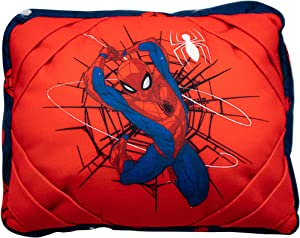 Jay Franco Marvel Spiderman Swing iPad Tablet Pillow - Soft Holder Rest Support Pillow (Official Marvel Product)