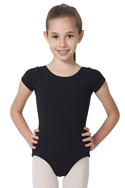 632e1b5254dc Amazon.com  CAOMP Girl s Gymnastics Leotards
