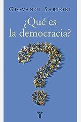 ¿Qué es la democracia? Edición Kindle
