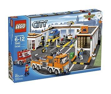 lego city garage 4207. lego city garage 7642 lego 4207 i