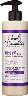 product image for Carol's Daughter Black Vanilla Moisture & Shine Hydrating Hair Conditioner For Dry Hair and Dull Hair, with Shea Butter, Biotin and Vitamin B5, 12 fl oz (Packaging May Vary)
