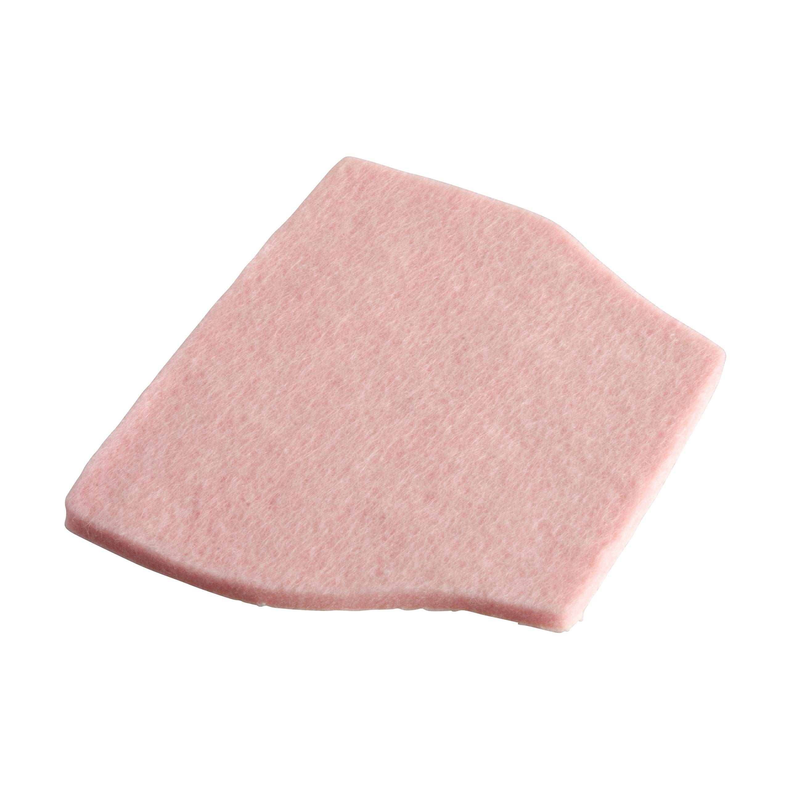 Steins 1/8 Inch Adhesive Felt Pre-Cut Arnold Pads, 100 Count