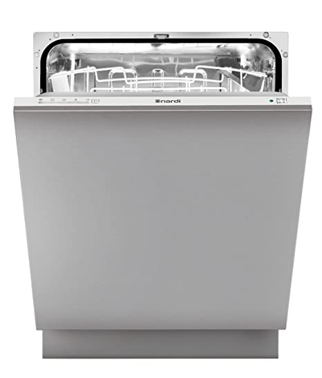 Nardi LSI 6012 SH lavavajilla Totalmente integrado 12 cubiertos A ...