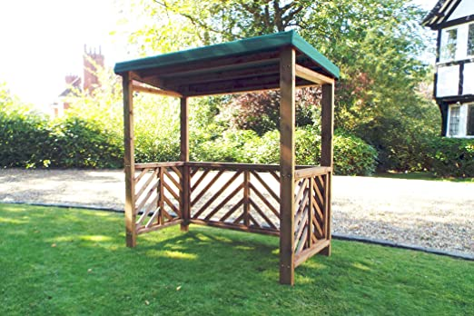 Home Gift Garden Refugio de Madera para Barbacoa de jardín, Regalo ...