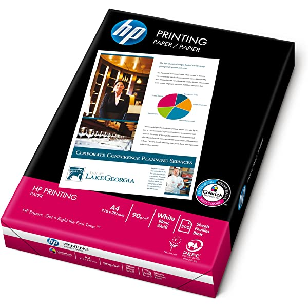 HP CHP235 - Paquete de 500 folios de papel para impresora ...