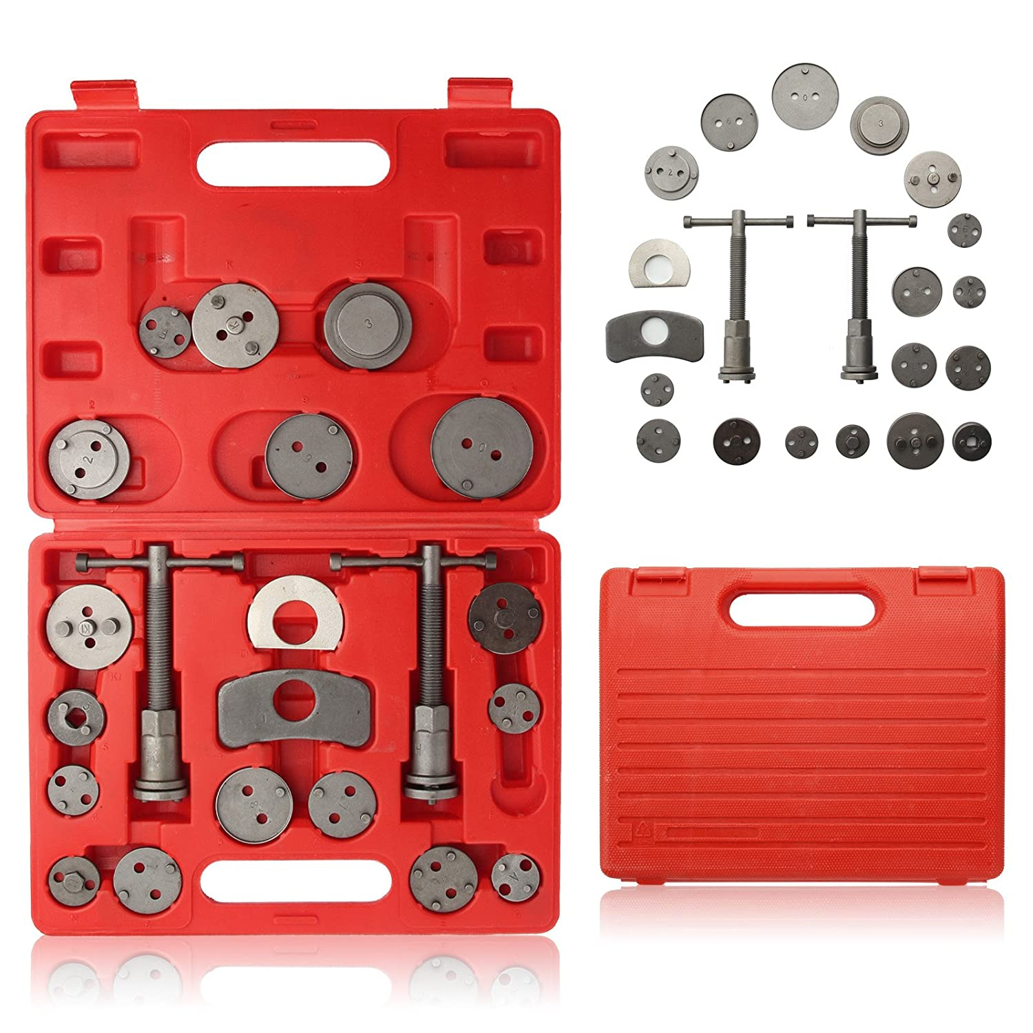 AllRight 22 Pcs Brake Caliper Rewind Tool Brake Caliper Piston With Gloves oem