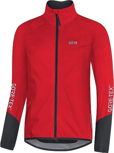 GORE WEAR C5 Chaqueta de ciclismo de hombre GORE-TEX: Amazon.es ...