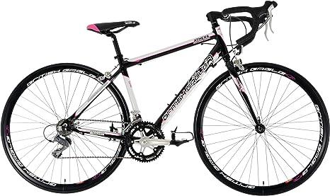 British Eagle Athena - Bicicleta de carretera para mujer, talla XS (155-160 cm), color azul: Amazon.es: Deportes y aire libre