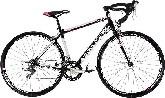 British Eagle Athena - Bicicleta de carretera para mujer, talla XS ...