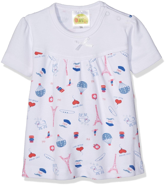 DIMO-TEX Baby Girls' Paris T-Shirt 171380