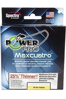 environ 36.29 kg Test 1500 Yd Power Pro Super Slick V2 Tressé Ligne de pêche 80 lb Onyx DK gray 80# environ 1371.60 m