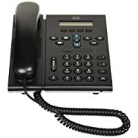 Cisco Ip 69212Pièces Téléphone (Fonction Mains Libres, Système Téléphone, Téléphone Ip) (certifié reconditionné)