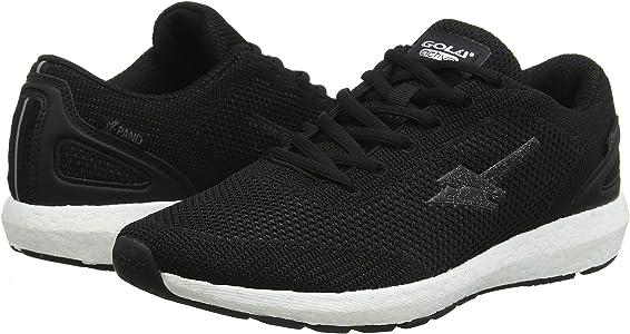 Gola Ama891, Zapatillas de Running para Hombre, Negro (Black/White ...