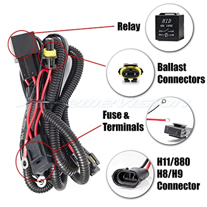 H Hid Wire Harness on h4 wire harness, c10 wire harness, b16 wire harness, h1 wire harness, c5 wire harness, r6 wire harness, d2r wire harness, b14 wire harness, c3 wire harness, h22 wire harness, d2s wire harness,