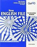 New English file : Pre-intermediate Workbook