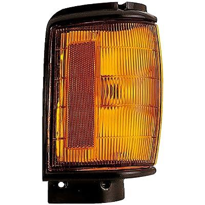 Dorman 1630687 Front Passenger Side Turn Signal / Parking Light Assembly for Select Toyota Models: Automotive