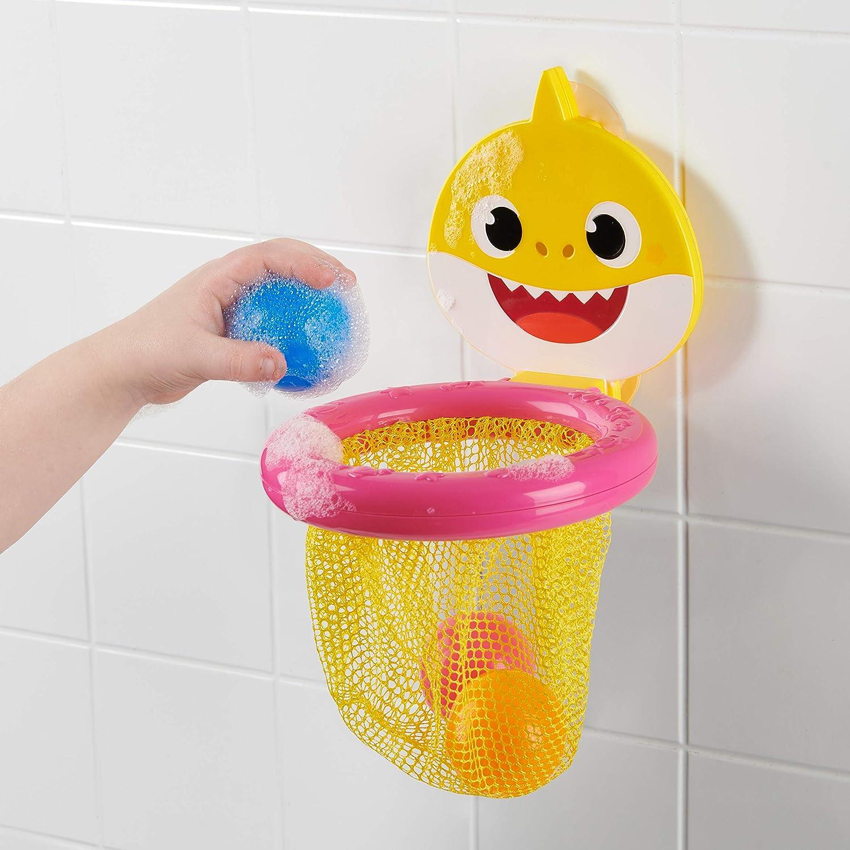 WowWee Pinkfong Baby Shark Official Bath Basketball
