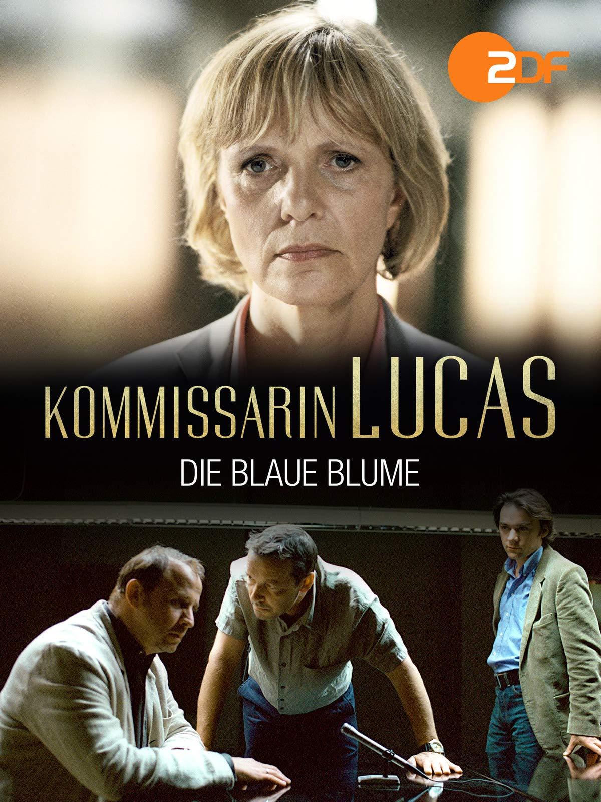 Kommissarin Lucas Die Blaue Blume