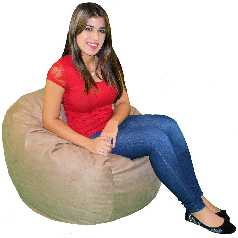 Amazon Cozy Sack 2 Feet Kids Foam Bean Bag Chair Small