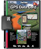 GPS Data Card for Guide to Colorado Backroads & 4-Wheel-Drive Trails and Guide to Northern Colorado Backroads & 4-Wheel-Drive Trails