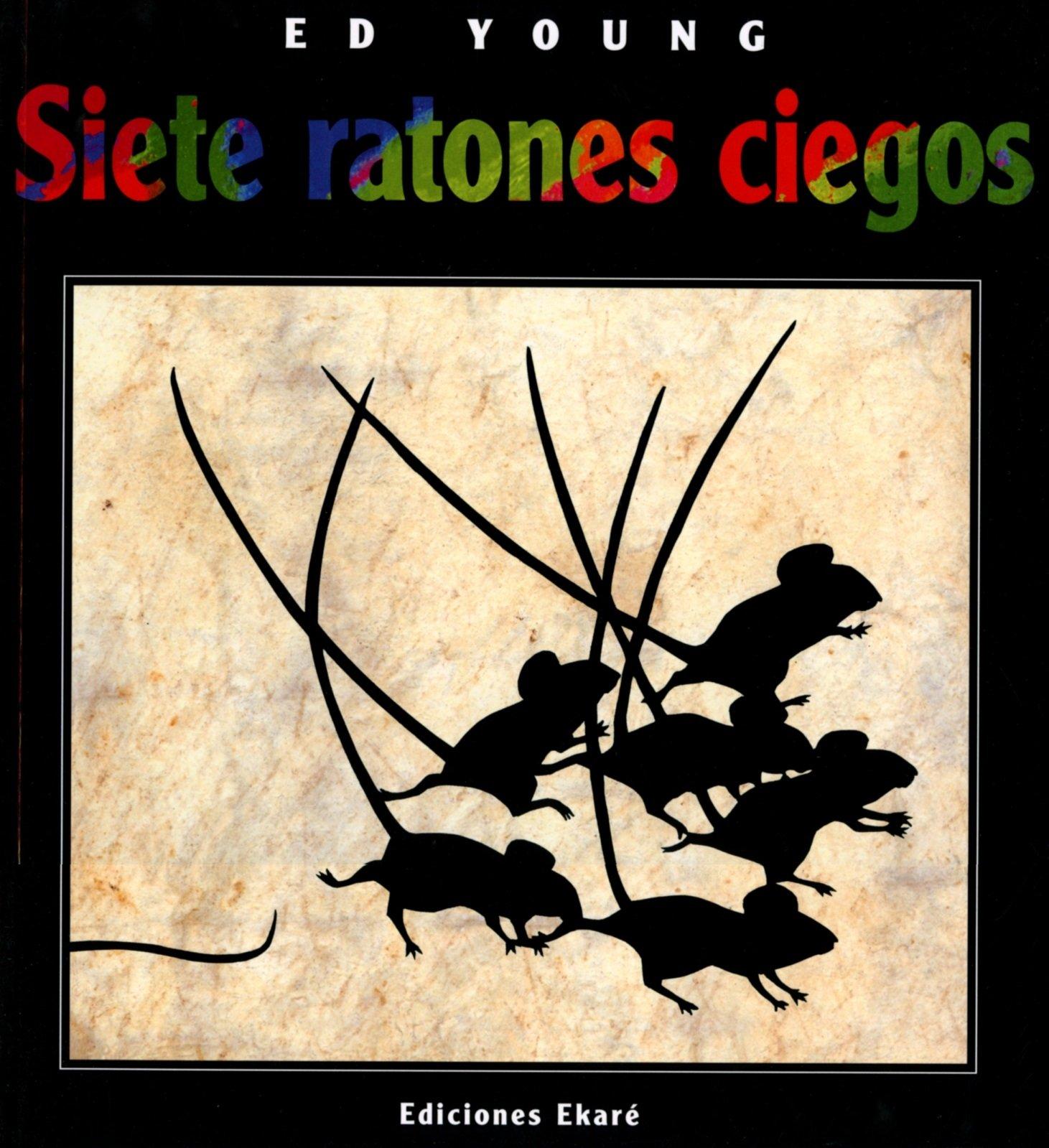 Siete Ratones Ciegos (Spanish Edition)