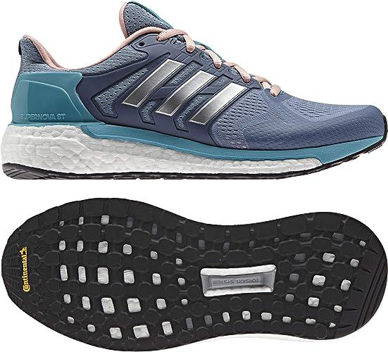 adidas Supernova St W, Chaussures de Tennis Femme