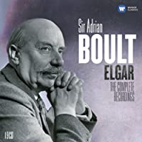 Sir Adrian Boult - Elgar: The Complete EMI Recordings