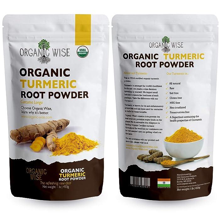 Top 10 Wise Food Organic