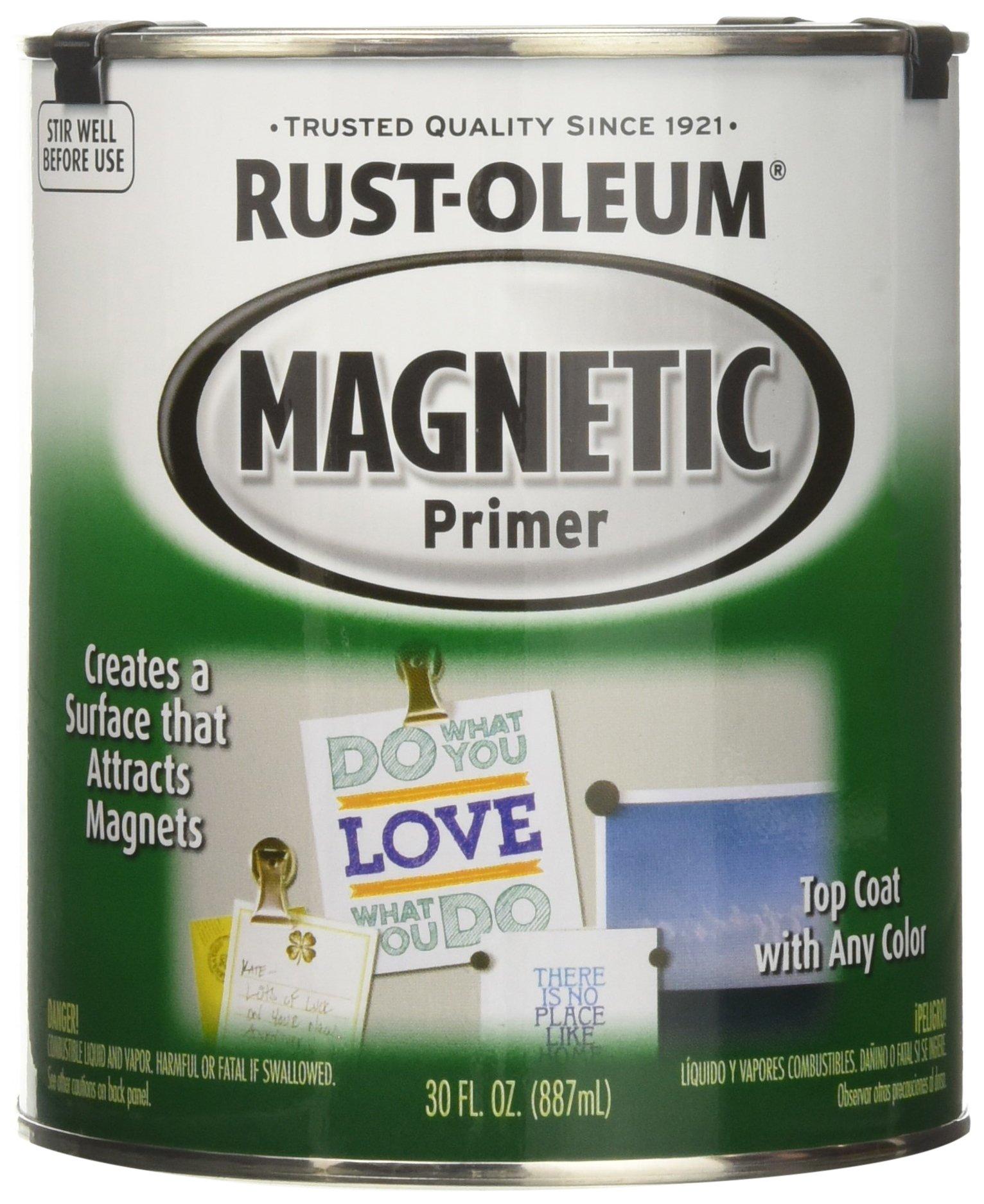 Rust-Oleum 247596 Magnetic Primer, 30 oz