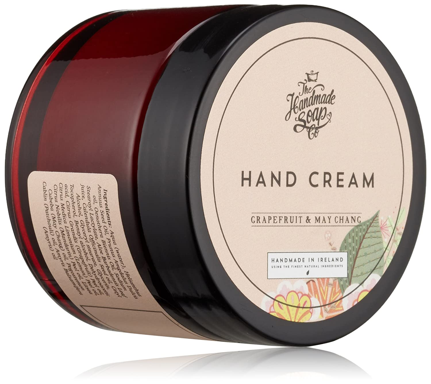 Amazon com : Handmade Soap Co  Hand Cream with Aloe Vera Gel