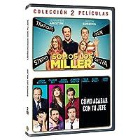 Pack: Somos Los Miller + Cómo Acabar Con Tu Jefe [DVD]